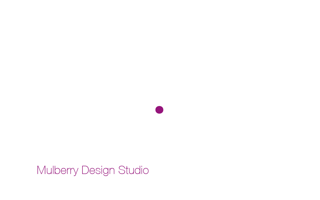 Welcome to Mulberry Design Studio